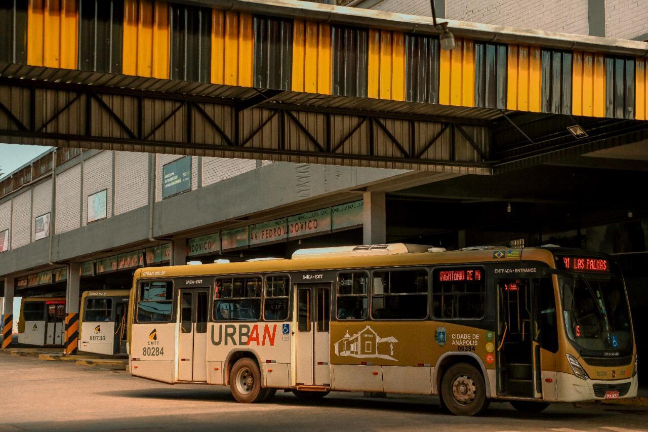 Cai volume de reclamações sobre transporte coletivo de Anápolis